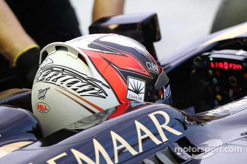 Kimi Raikkonen, Lotus F1 E