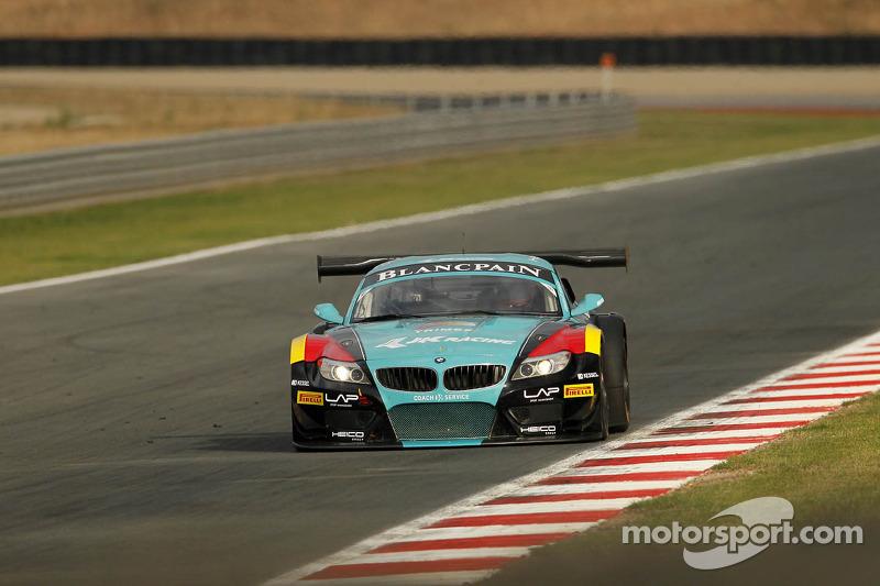 #26 Vita4one Racing Team BMW Z4: Karun Chandhok, Yelmer Buurman