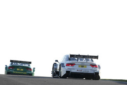 Filipe Albuquerque, Audi Sport Team Rosberg Audi RS 5 DTM and Mike Rockenfeller, Audi Sport Team Pho
