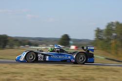 #52 PR1 Mathiasen Motorsports Oreca FLM09 Chevrolet: Marino Franchitti, Rudy Junco