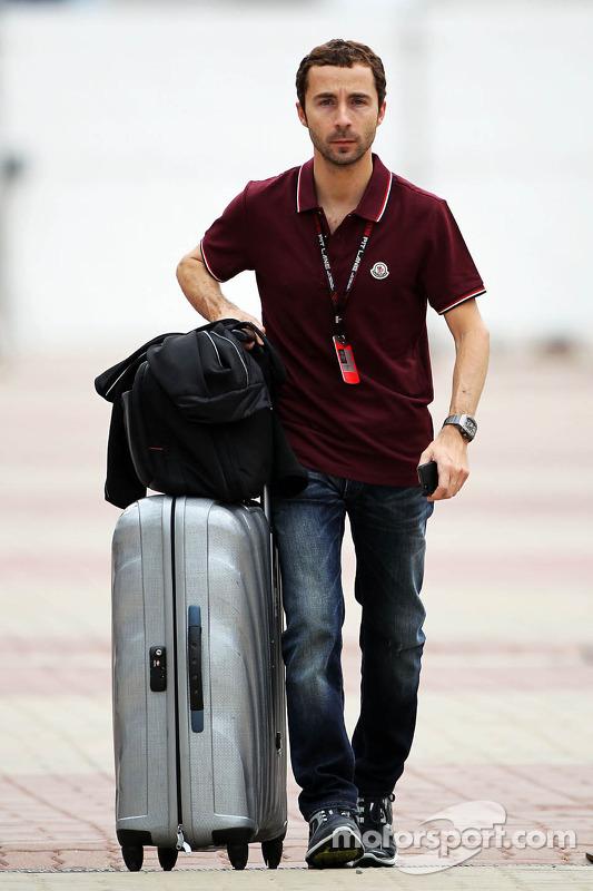 Nicolas Todt, empresário de pilotos