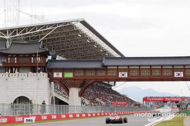 2010: Circuito internacional de Corea
