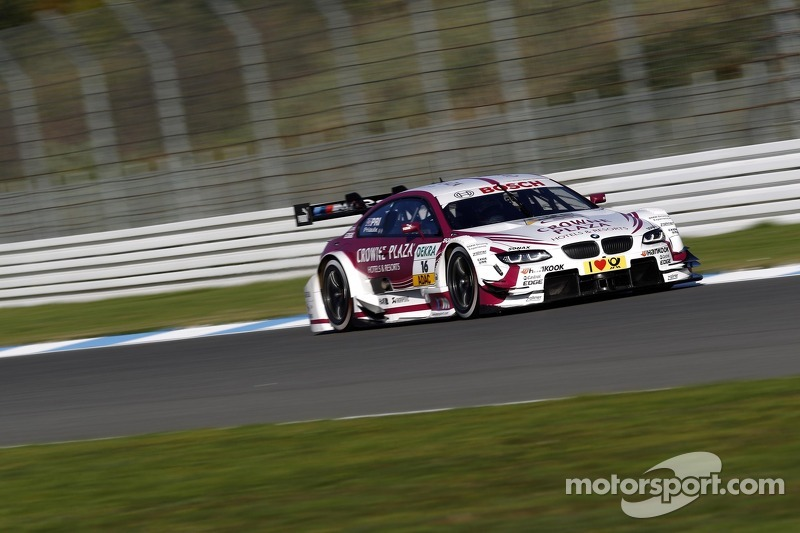 Andy Priaulx, BMW Team RMG BMW M3 DTM