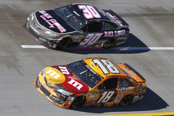 Kyle Busch and Cole Whitt