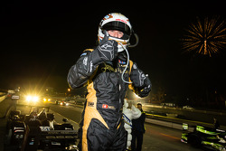 P1 and overall race winner Neel Jani celebrates