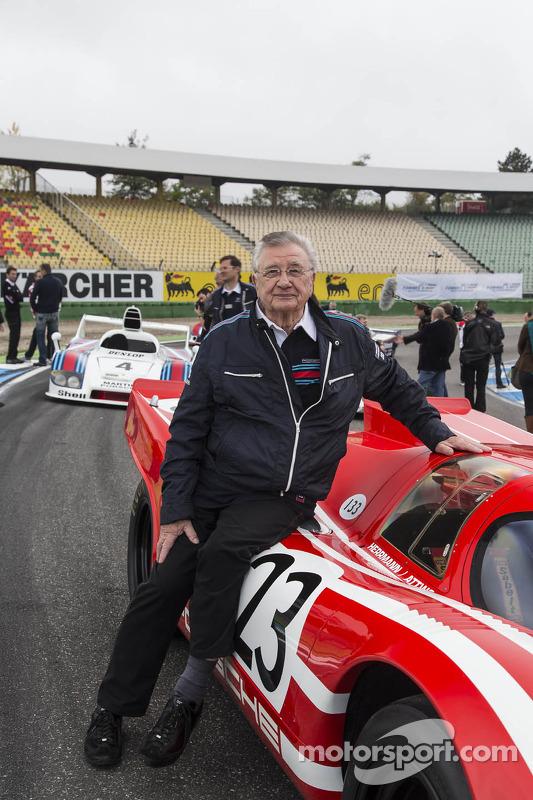 Hans Herrmann, campeão de Le Mans de 1970