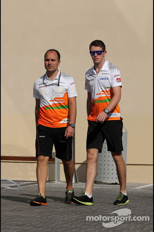 Paul di Resta, Force India Formula One Team