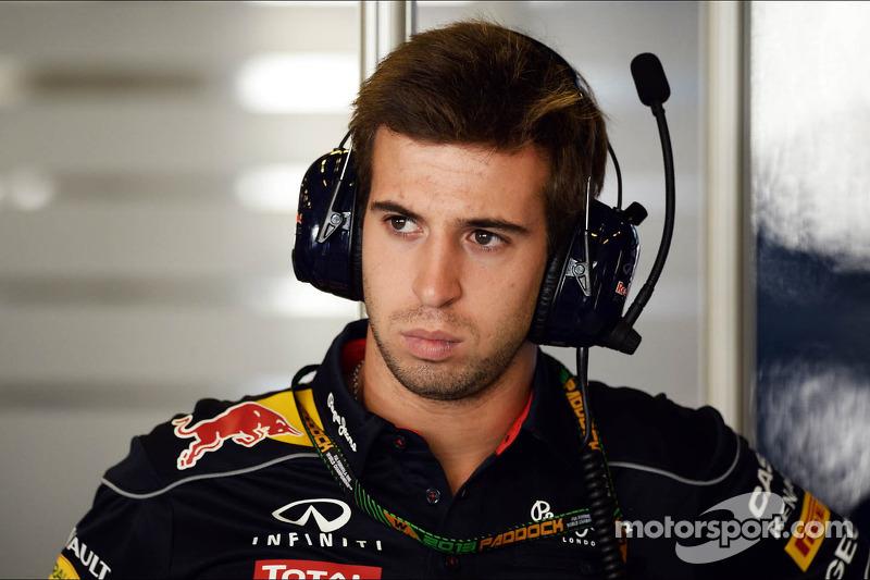 Antonio Felix da Costa, Testrijder Red Bull Racing