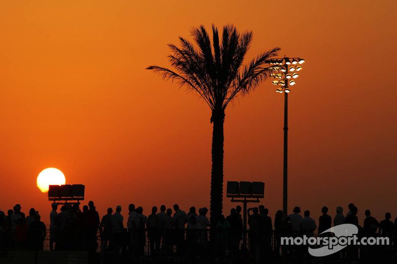 2013 - A prova de 2013 teve um eclipse solar parcial durante a corrida