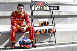 2013 champion Fabio Leimer