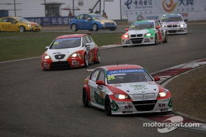 BMW and Seat Leon