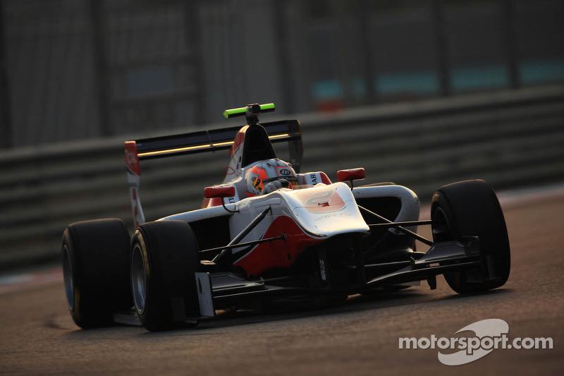 2013 - Test en GP3