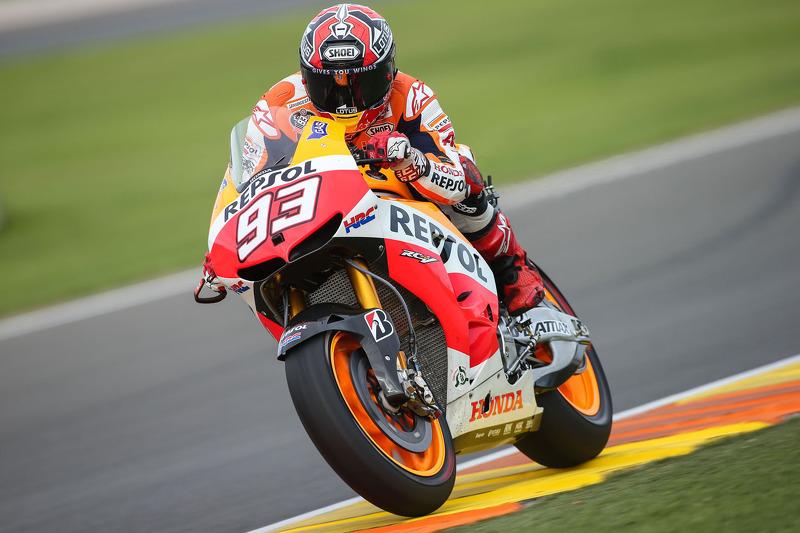2013. Marc Márquez - Gran Premio de Qatar - 3º