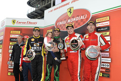 Asia-Pacific Trofeo Pirelli podium race 2