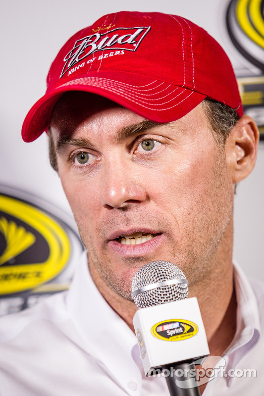 Coletiva de imprensa:  Kevin Harvick, Richard Childress Racing Chevrolet