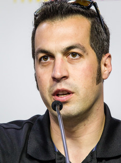Championship contenders press conference: NASCAR Nationwide Series contender Sam Hornish Jr.