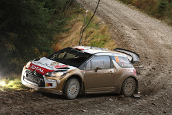 Robert Kubica ve Michele Ferrara, Citroën DS3 WRC