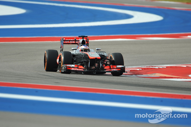 2013 - McLaren MP4-28 (moteur Mercedes)