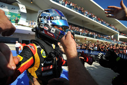 Second place Romain Grosjean, Lotus F1 Team