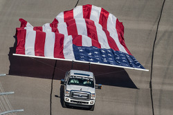 bandeira dos EUA is presented
