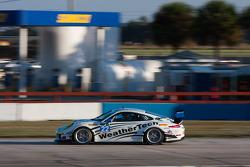 #22 Alex Job Racing Porsche GT America: Cooper MacNeil, Leh Keen
