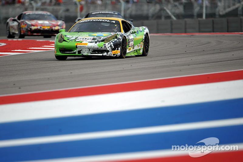 #202 Ferrari of Beverly Hills: Francisco Longo