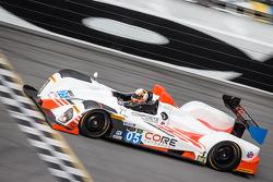 #05 CORE Autosport ORECA FLM09 Chevrolet: Jonathan Bennett, Colin Braun