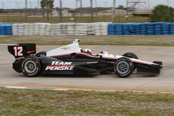 Team Penske November testing