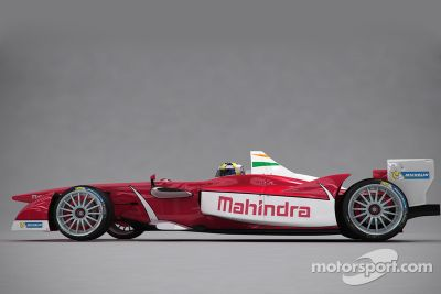 Mahindra Racing announcement