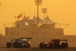 Рикардо Гонсалес, Бертран Багетт и Мартин Плоуман. Бахрейн, вторая тренировка в четверг.