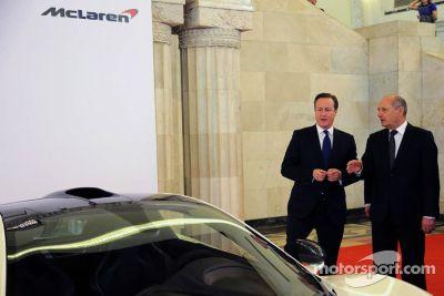 McLaren in China