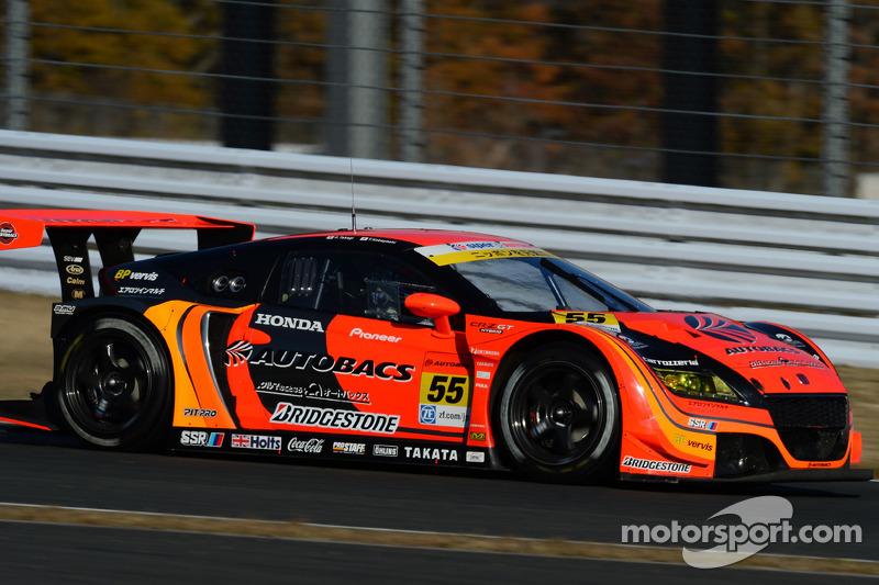 55 autobacs racing team aguri honda crz takashi