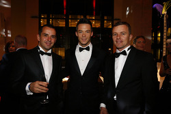 Benoit Tréluyer, Andre Lotterer, Marcel Fässler, Audi Motorsport