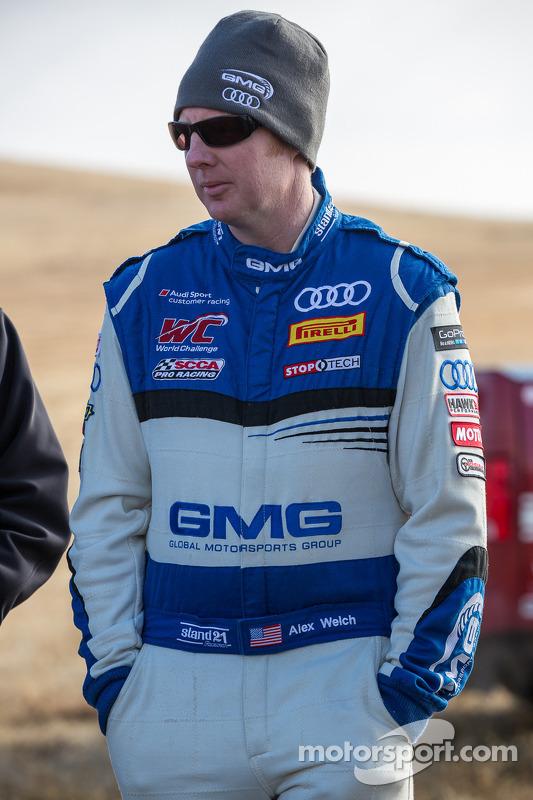Alex Welch