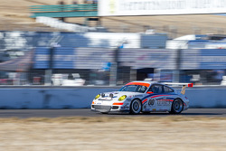 #00 Award Motorsports/Ehret Family Winery Porsche 997 GT3 Cup: Pierre Ehret, Memo Gidley, Tyler McQuarrie, Vic Rice, Thomas Sadler III, Anthony Ward
