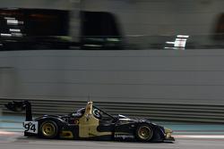 #94 Avelon Formula Wolf GB08: Ivan Bellarossa, Alessandro Latif, Ryan Cullen