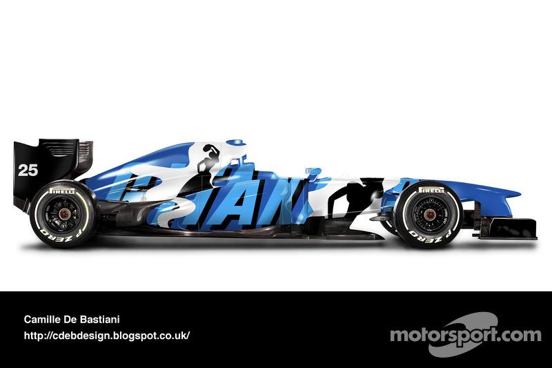 Ligier JS39 - 1993