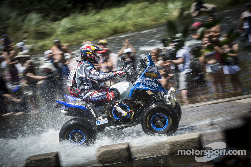 #250 Yamaha: Marcos Patronelli
