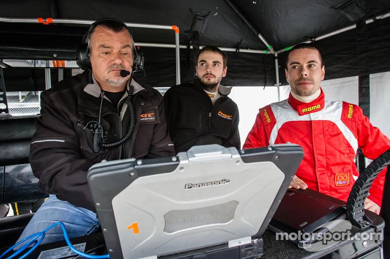 Ramez Wahab, Kuba Giermaziak and Frédéric Makowiecki