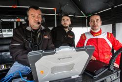 Ramez Wahab, Kuba Giermaziak e Frédéric Mako wiecki