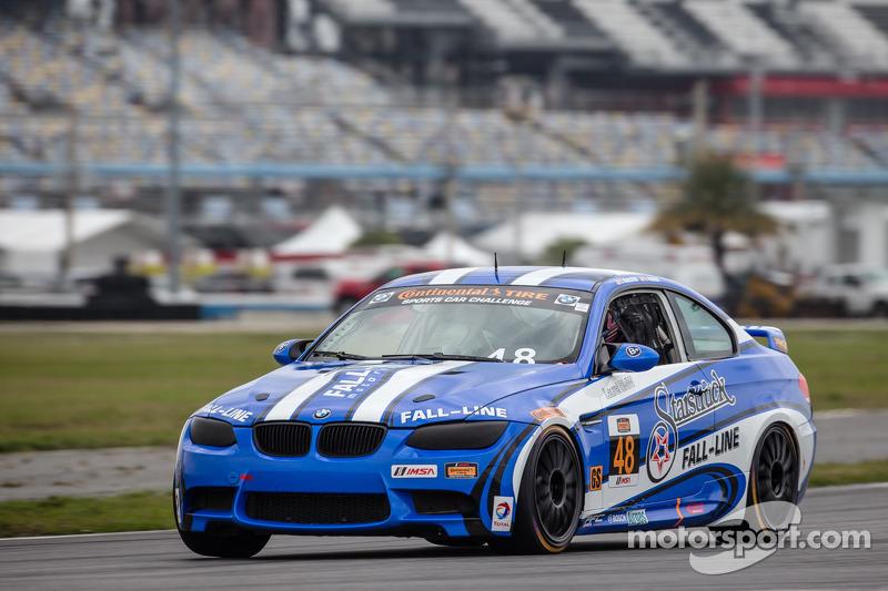 #48 Fall-Line Motorsports 宝马 M3: 谢尔比·布莱克斯托克