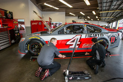 Car of Kevin Harvick, Stewart-Haas Racing Chevrolet