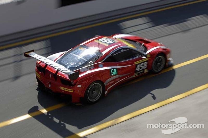 #458 GT Corse 法拉利 458 Italia GT3: Alexander Mattschull, 马可·泽弗里德, 皮埃尔·埃雷, 皮埃尔·卡费尔, Vadim Kogay