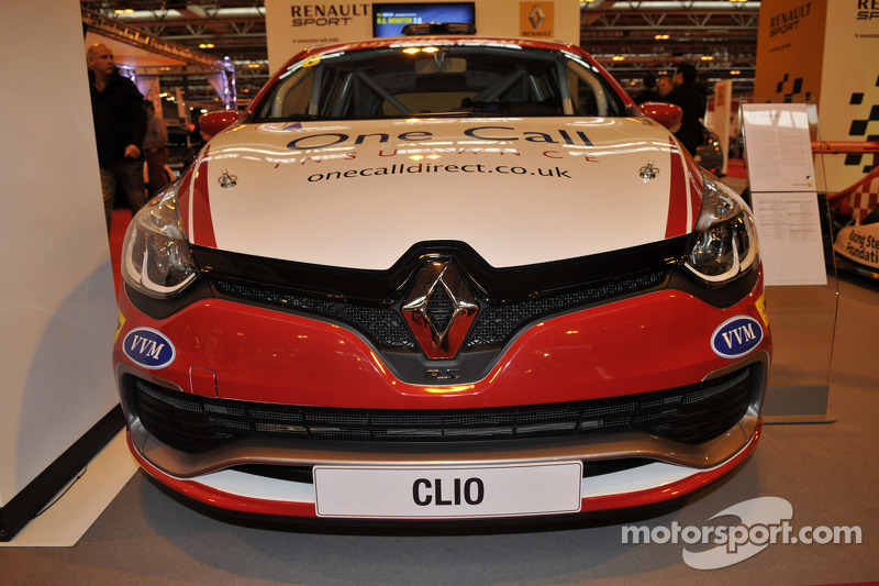 2014 Clio Cup