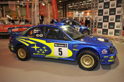 Richard Burns Subaru Impreza WRC