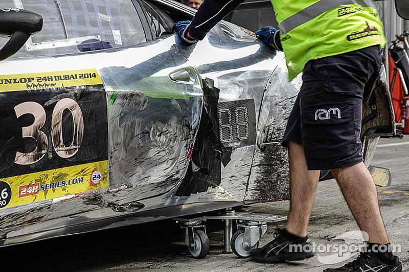 #30 Ram Racing Ferrari 458 Italia GT3: Johnny Mowlem, Matt Griffin, Jan Magnussen, Cheerag Arya
