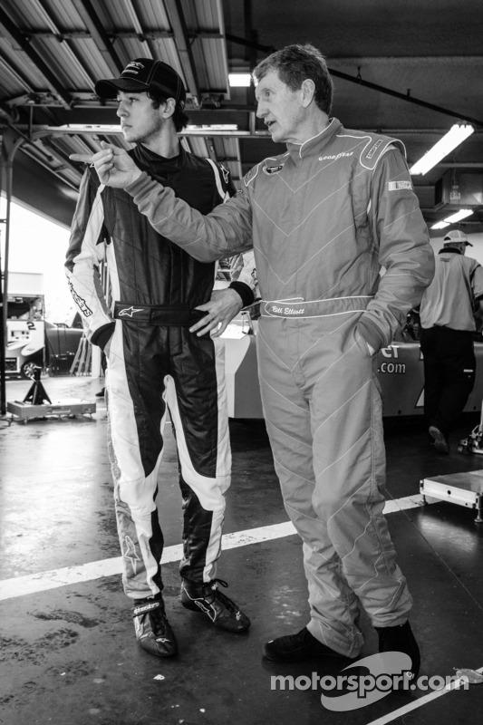 Chase Elliott e Bill Elliott