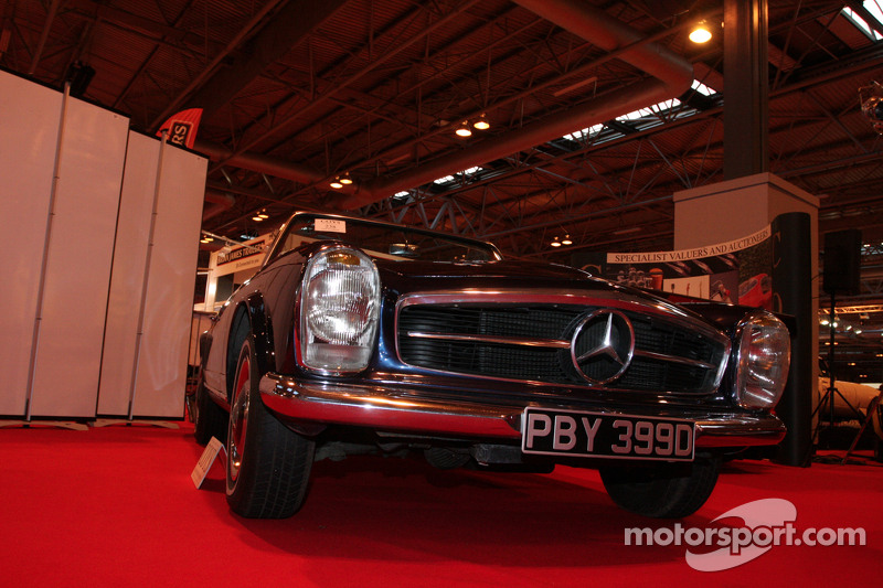 Coys Müzayedesi, Klasik Mercedes