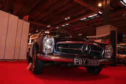 Coys Auction, Vintage Mercedes
