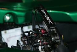 Caterham F1 dettaglio